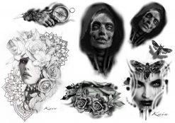 Zoi Tattoo Tatueringar