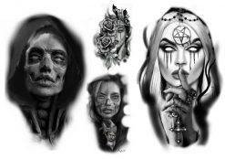 Kain Toro Tattoos